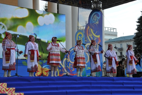Фестивали народного творчества россии