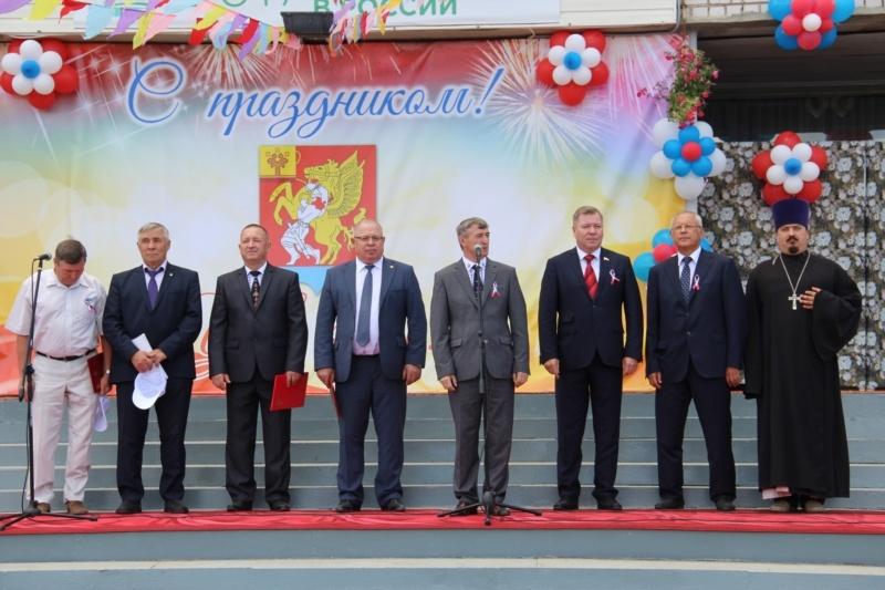 Красночетайский район отпраздновал 90-ый день рождения